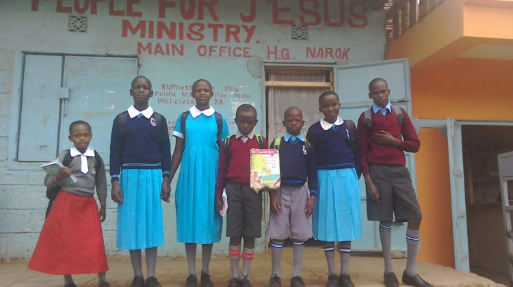 PEOPLE FOR JESUS MINISTRY – March 2017 Update