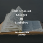 Bible Schools and Colleges in Zimbabwe